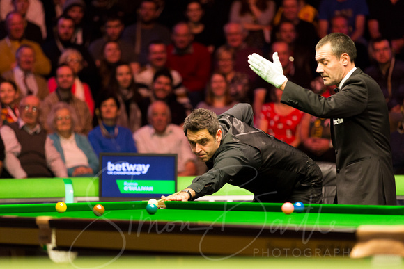 Ronnie WM Snooker Final 2016 (1 of 1)-2